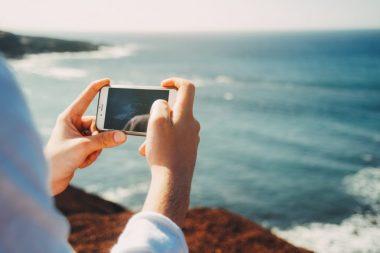Fotos legais com celular