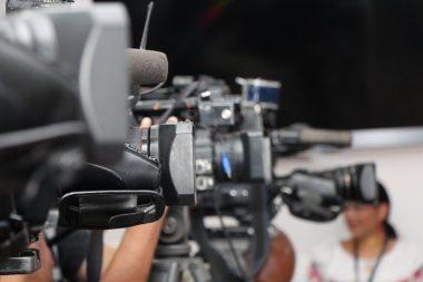 como acionar a imprensa
