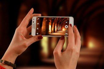 Fotos boas com smartphone