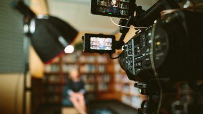 Produção de conteúdo audiovisual