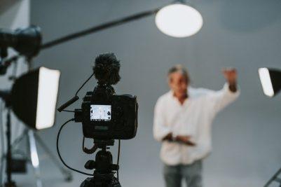 Como preparar um estúdio para gravação