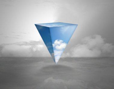 Você sabe o que é pirâmide invertida?
