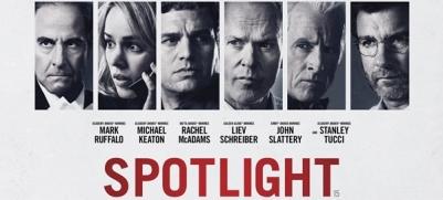 Filme Spotlight - Segredos Revelados
